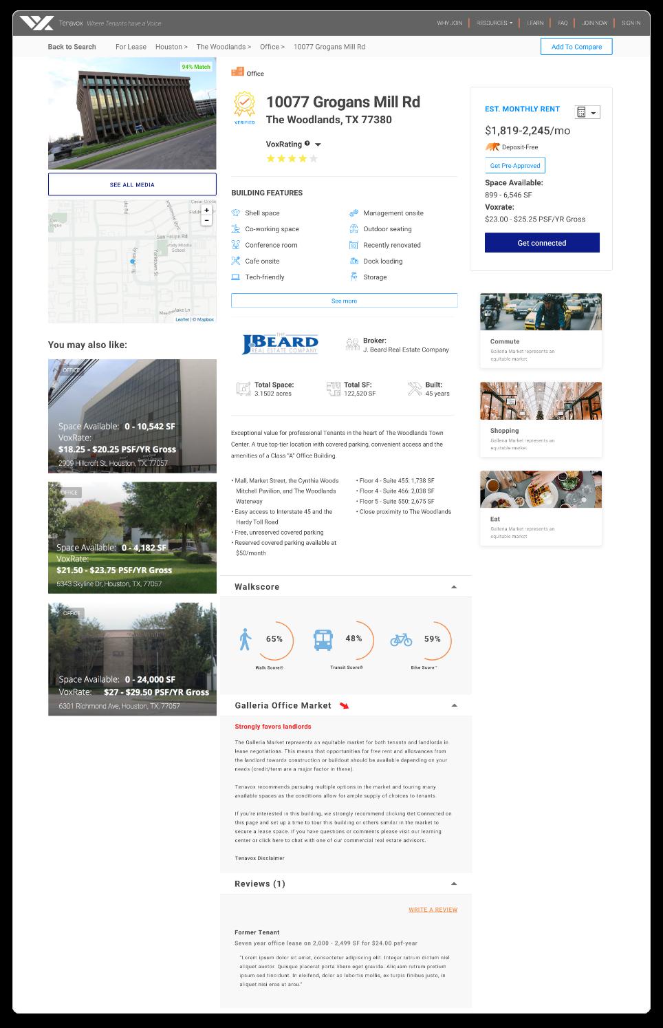 Premium Building Details – Otso Integration Revised